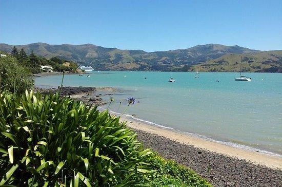 Akaroa nach Christchurch Ganztägiger...