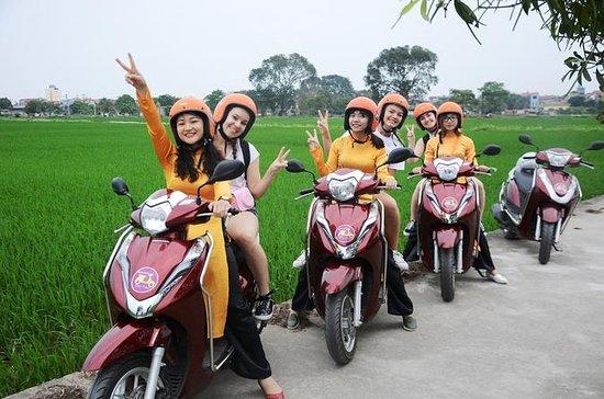 Hanoi Countryside Motorbike Tour