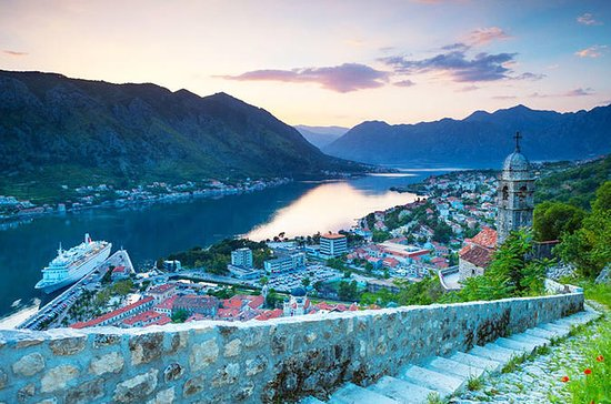 Bucht von Kotor, Kotor, Budva...