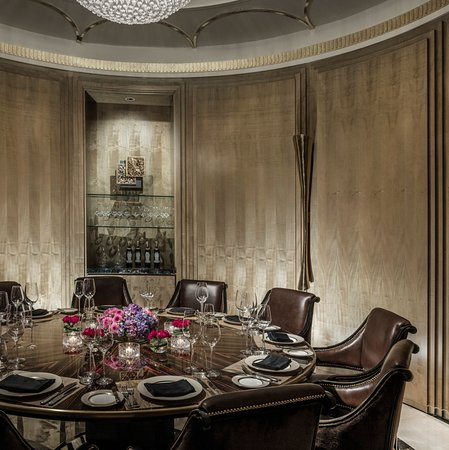 Palm Court: Private Dining Room