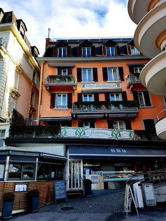Restaurant véranda