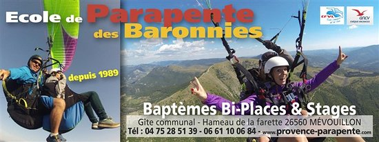 Mevouillon, France: Promotion de l'école