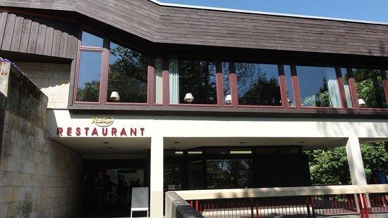 Bastei, Tyskland: Restauracja