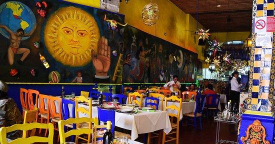 San Miguelito: Instalaciones mural