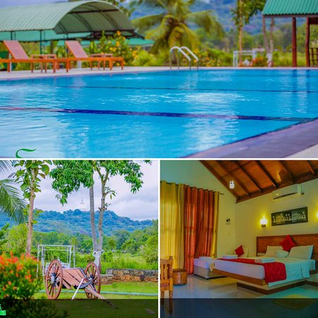 Mihintale, Sri Lanka: hotel overview