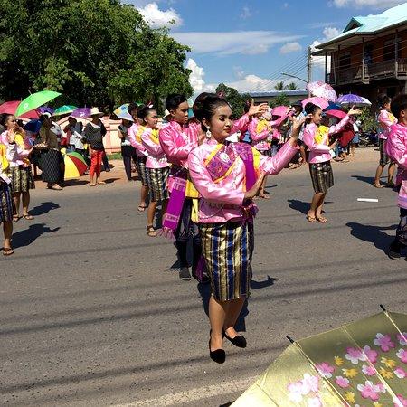 Non Sang, Tajlandia: Banfai Festival 12.Mai 2018