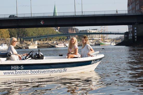 Bremer Bootsvermietung