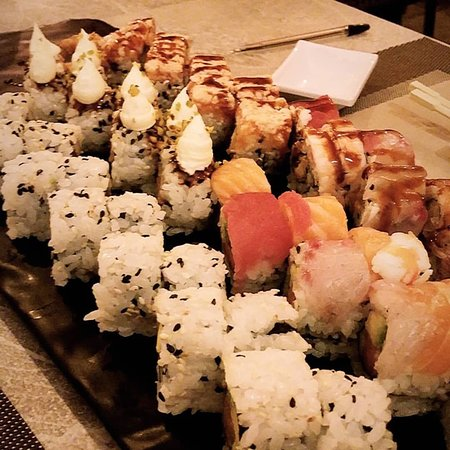 Mode Sushi Torre a Mare Photo