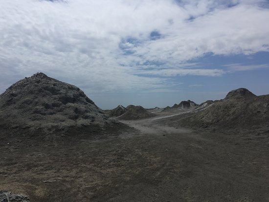 Qobustan, Aserbaidschan: Вулканы