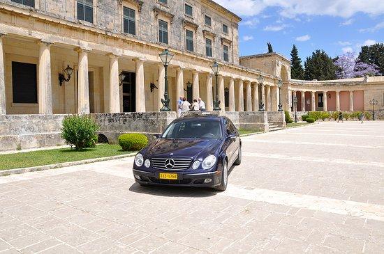 Corfu Taxi. Net