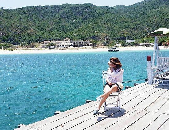 Ninh Thuan Province, Vietnam: BinhHung Island