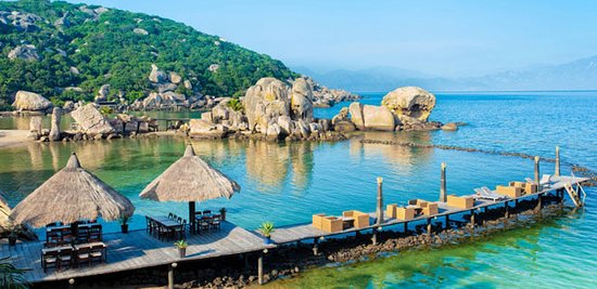 Ninh Thuan Province, Wietnam: BinhHung Island