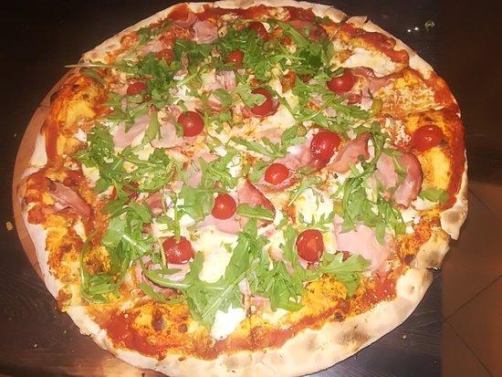 Berezka, بولندا: Pizza Bieszczadzki Brat