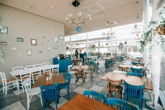 Lod, Ισραήλ: מסעדה יוונית- ים תיכונית