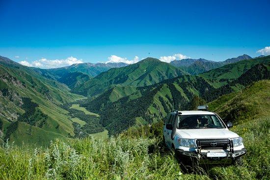 Ecotour Kazakhstan
