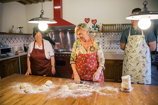 Cooking Classes with Nonna Ciana
