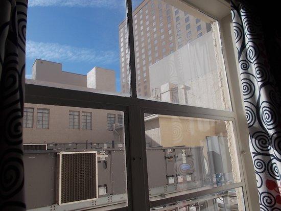 Golden Gate Hotel & Casino, 1 Fremont St at South Main St, Las Vegas, NV.