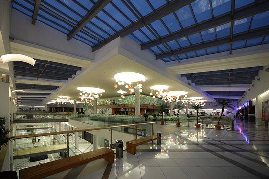 The Biggest Food Court In Varna Region Mcdonalds Subway Godzila