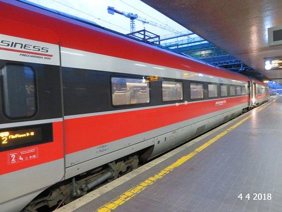 Trenitalia : Frecciarossa