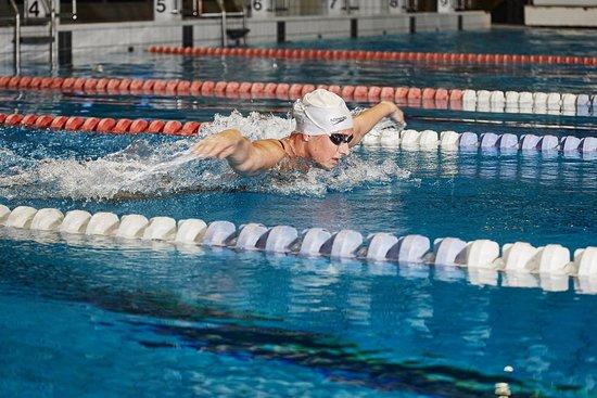 6e6db120b 50 og 25 meters bassenger for svømmetrening og morsjonssvømming ...