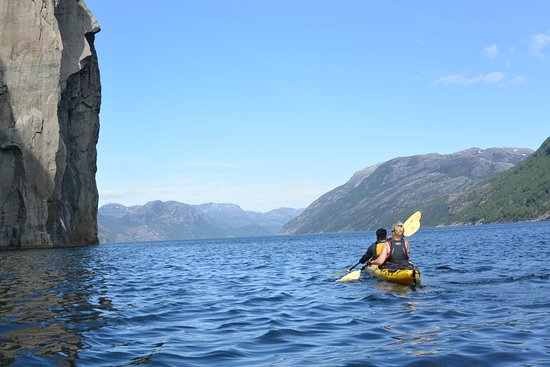 -Fjordexpedition- kayak rental&guiding