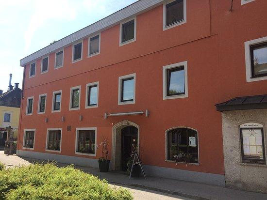 Traun, ออสเตรีย: Il ristorante