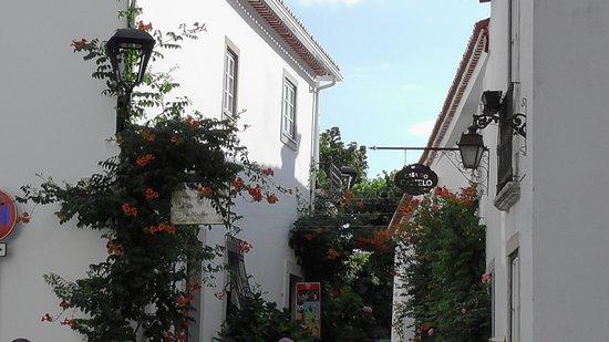 Ourem, Portugal: Proche Du Chateau