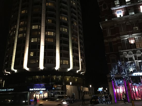 The Park Tower Casino London
