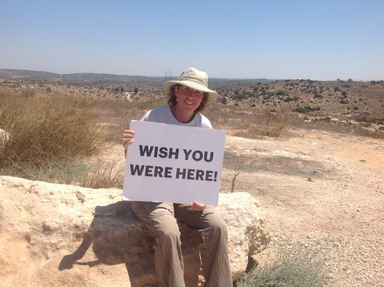 Amy Ben-Dov - Tour Guide