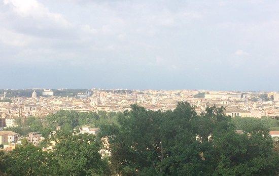 Terrazza de Gianicolo - Picture of Terrazza del Gianicolo, Rome ...