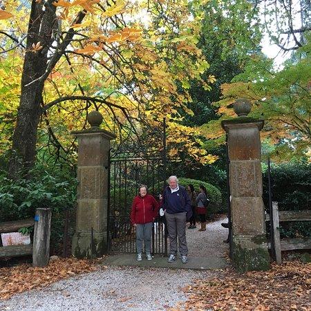 Mt Wilson, Australia: Yengo front gates