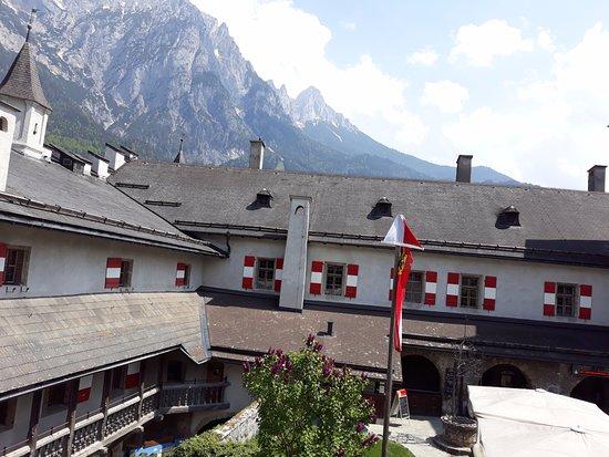 Erlebnisburg Hohenwerfen: vár