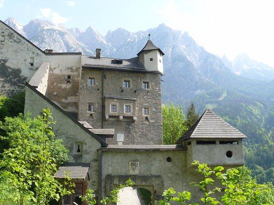 Erlebnisburg Hohenwerfen: vár2