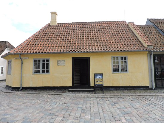 Hans Christian Andersens Childhood Home: Hans C.Andersens Chilhood Home, Odense, Dinamarca.