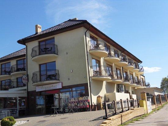 Sarbinowo, Polonia: Pensjonat