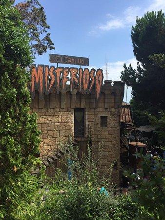 Parc d'Atraccions Tibidabo: Castello Misterioso