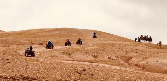 Maroc Wax Private Day Tours: du quad, du vrai !