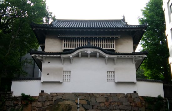 Okayama Castle Nishinomaru Nishite Yagura