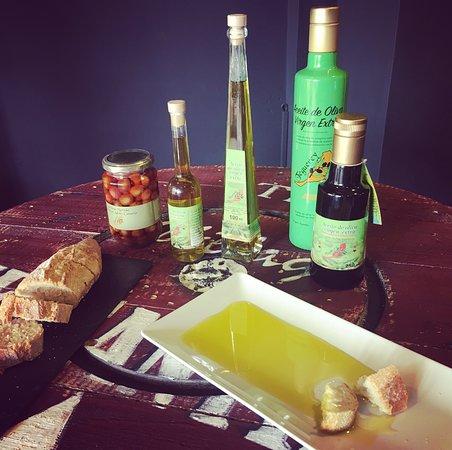 el Colmado Iberico Gourmet House: Aceite de fuerteventura