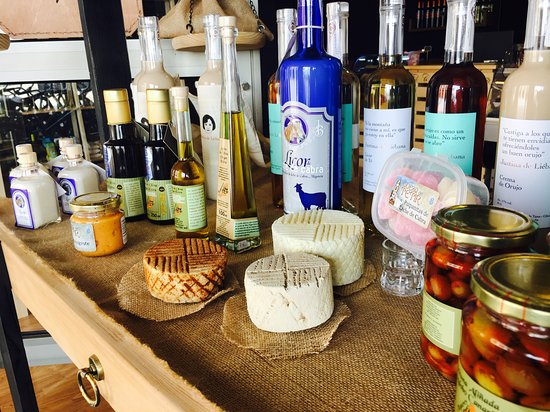 el Colmado Iberico Gourmet House: Productos Artesanos de Fuerteventura