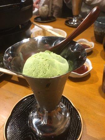 Macha Ice Cream