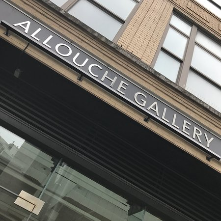 ‪Allouche Gallery‬