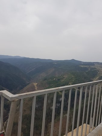 Smolyan Province, Bulgaria: From side of viewing platform