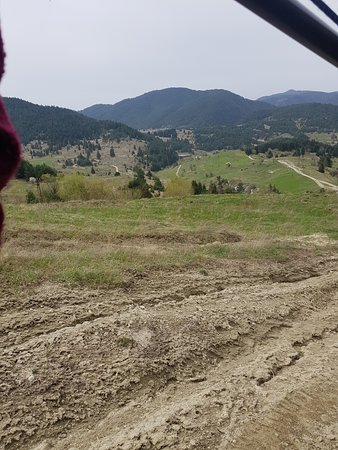 Smolyan Province, Bulgaria: Roads that jeep goes on to get you there