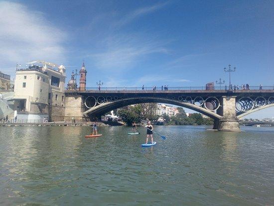 Paddle Surf Sevilla