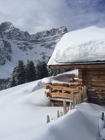 San Martino in Badia, อิตาลี: Inverno 2018 :)