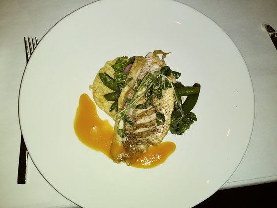 Simpsonville, SC: Pink Snapper lunch