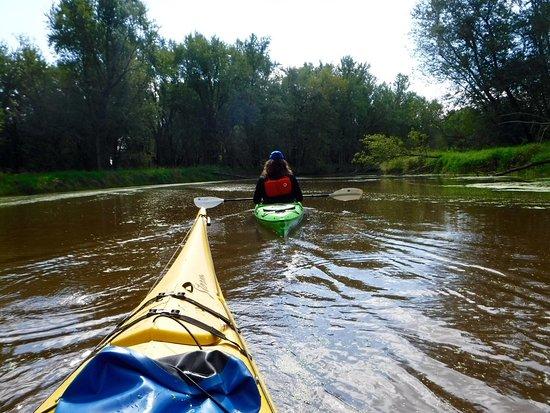 Wabasha, MN: Broken Paddle Trip