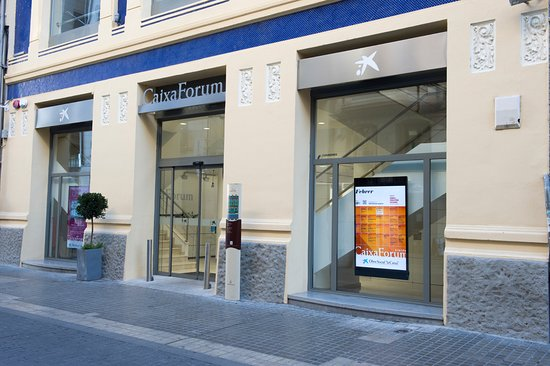Entrada CaixaForum Lleida