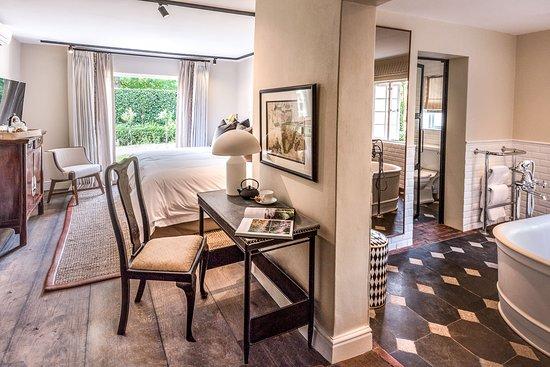La Clé des Montagnes: La Clé Lodge - Courtyard Room